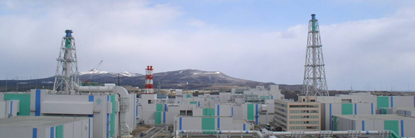 日本原燃株式会社 再処理工場