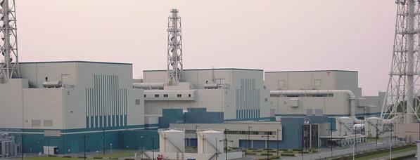 東京電力株式会社 柏崎刈羽原子力発電所