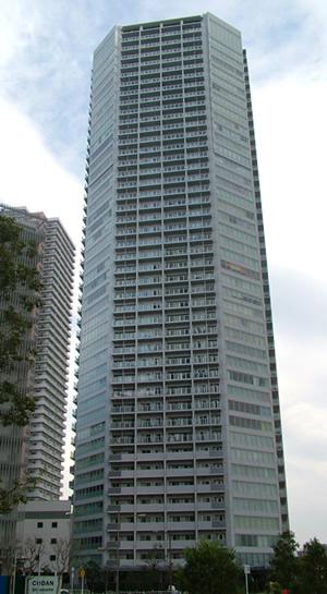 アップルタワー(東京キャナルコート)