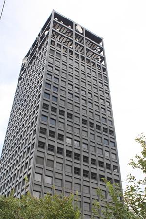 NTTドコモ中野ビル外壁改修