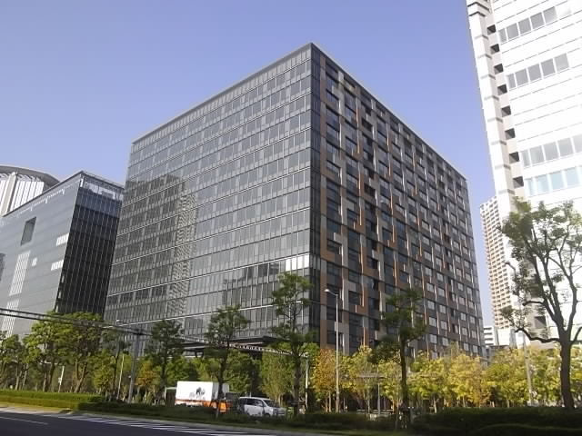 豊洲フォレシア新築工事